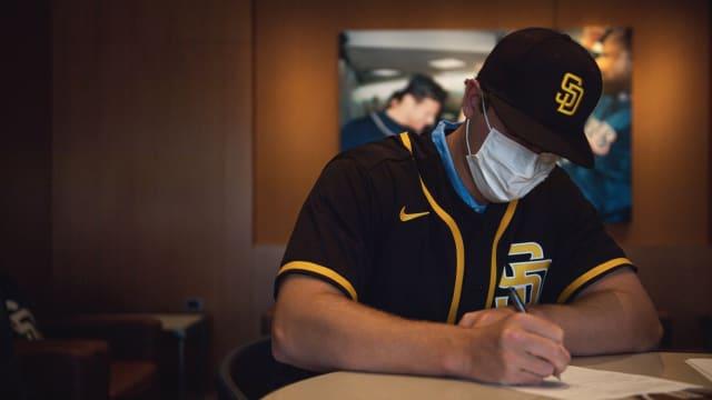 Padres sign Wilcox; bonus sets record (source)