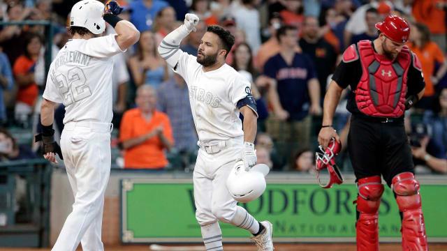 2019 MLB Players' Weekend nicknames   MLB com