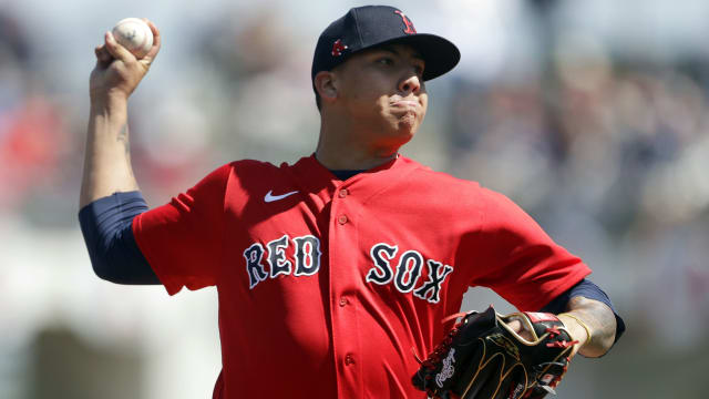 Young arms suggest bright future for Boston