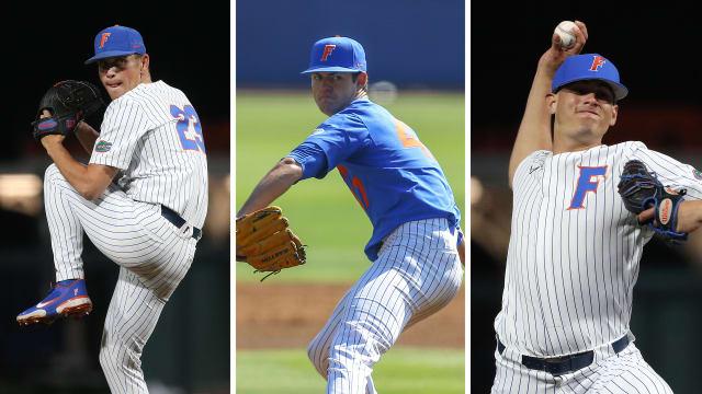 'You're joking, right?': Indians draft Gators trio