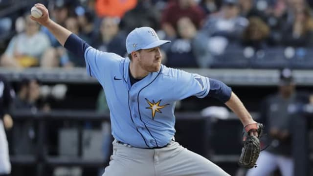 MiLB pitcher discharged after liner to head