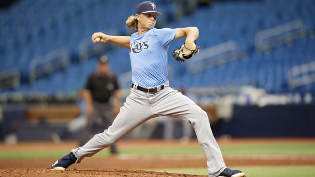 Baz ascends to top of Rays' prospect ranks
