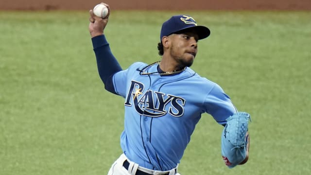 Patiño, Head post solid debuts in Rays' loss
