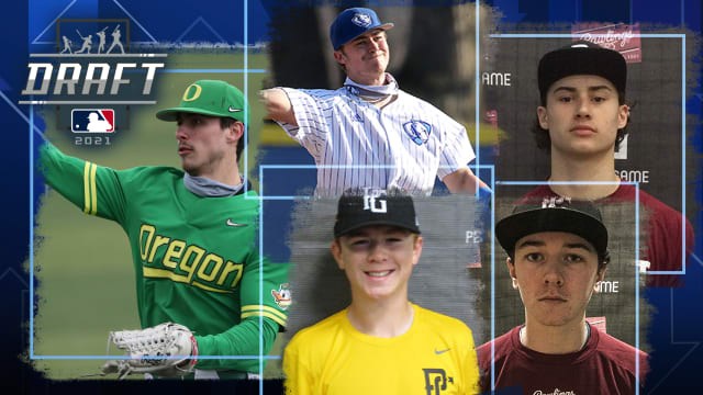 5 Draft prospects with helium