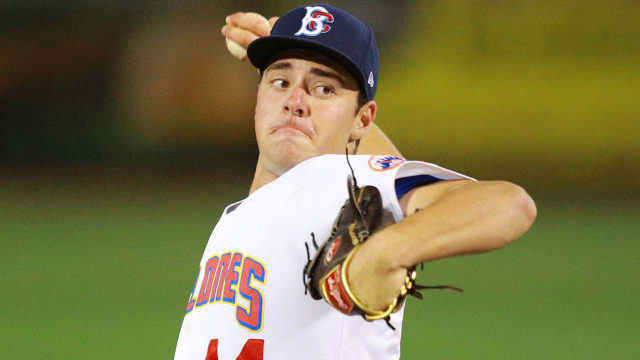 Mets RHP prospect Allan to have TJ surgery
