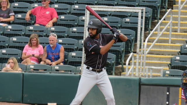 Self scouting report: Marlins' Tristan Pompey