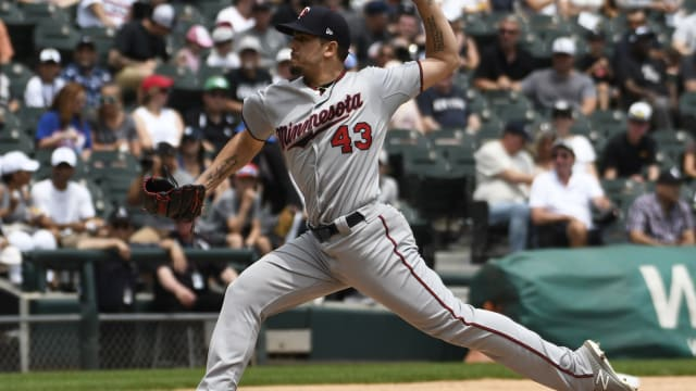 Self scouting report: Twins' Lewis Thorpe