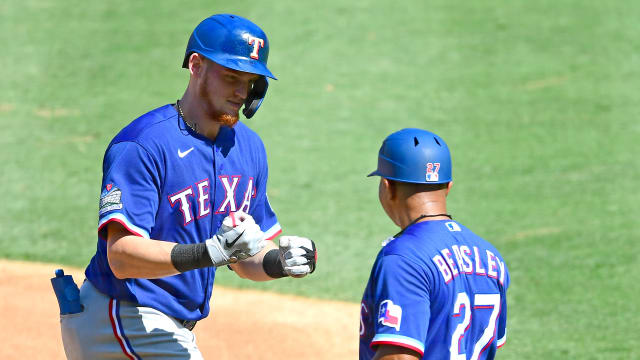 Texas prospects Huff, Cody collect big firsts