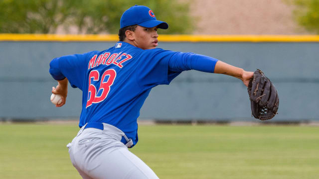 Could this top prospect help Cubs' bullpen?