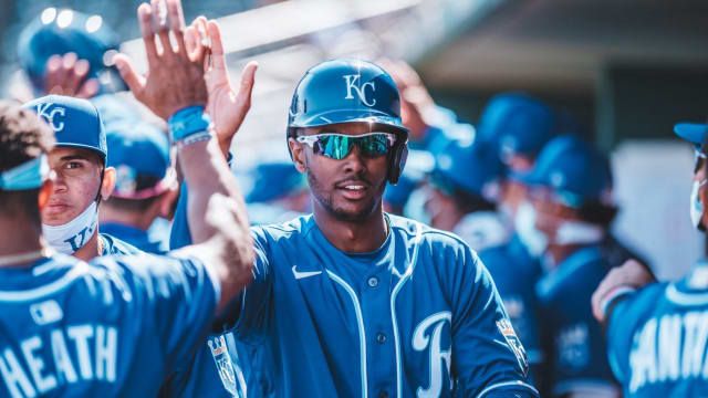 Notes: Taylor's outfield defense; Kowar sharp