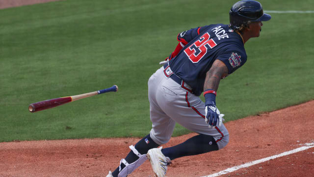How are Braves' top prospects faring in ST?