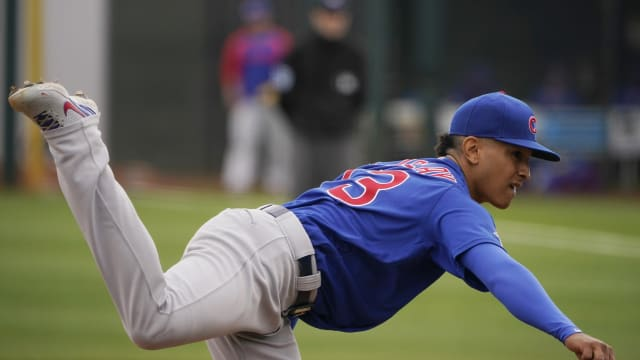 Cubs face decision on Alzolay's development