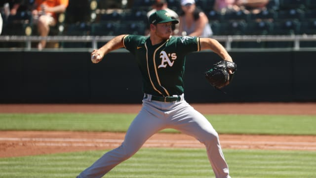A's take notice of Jefferies' gritty start