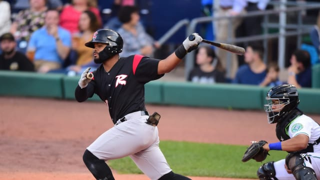 No. 3 prospect Ramos promoted to Triple-A