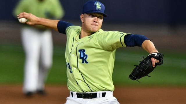 Nationals' Cavalli fans 12 in Double-A gem