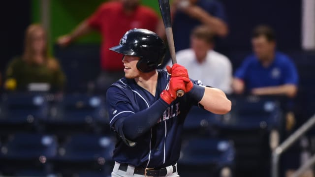 Baty's rise reflected in new prospects list