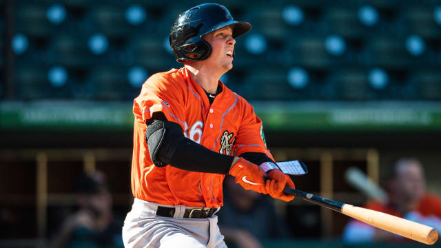 Adley's accolades: O's honor top prospect