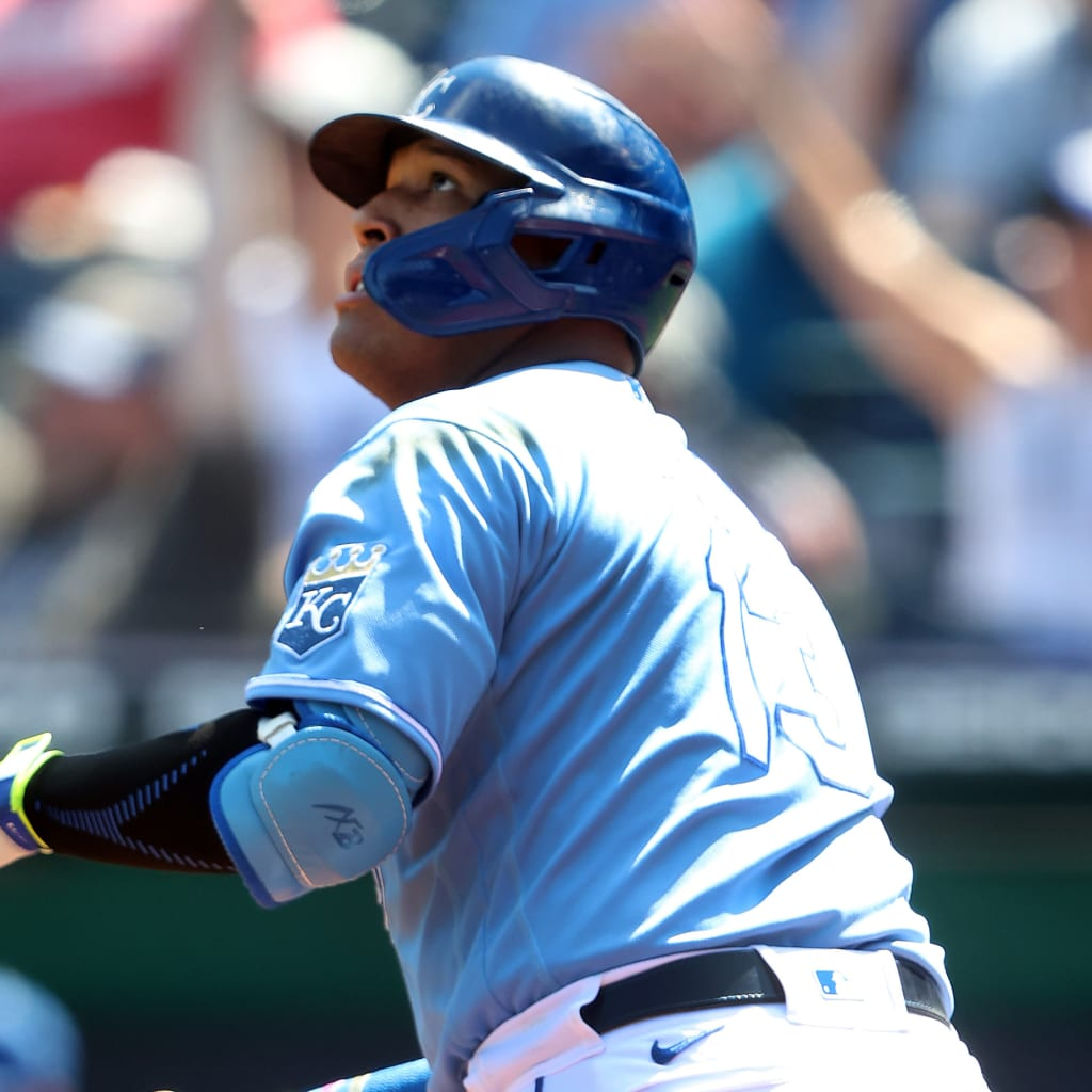 Salvy hits another Bench-mark with 45th HR