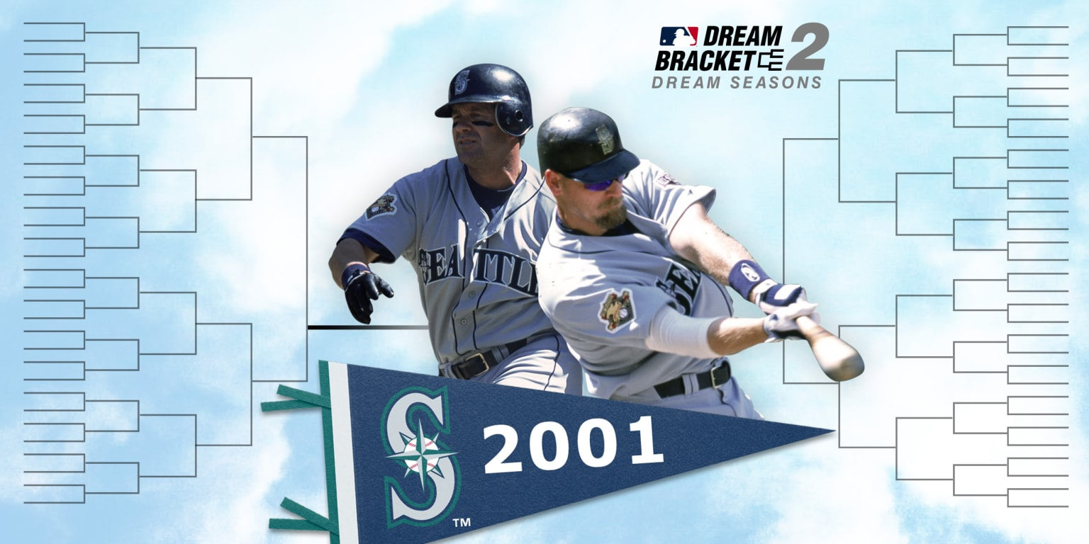 '01 Mariners tied after 4 games in Dream semis