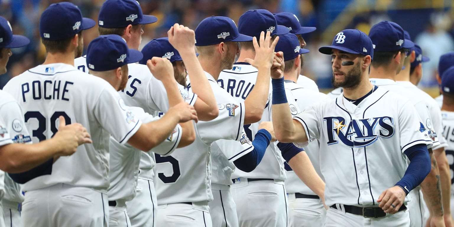 Six questions facing the Rays this offseason
