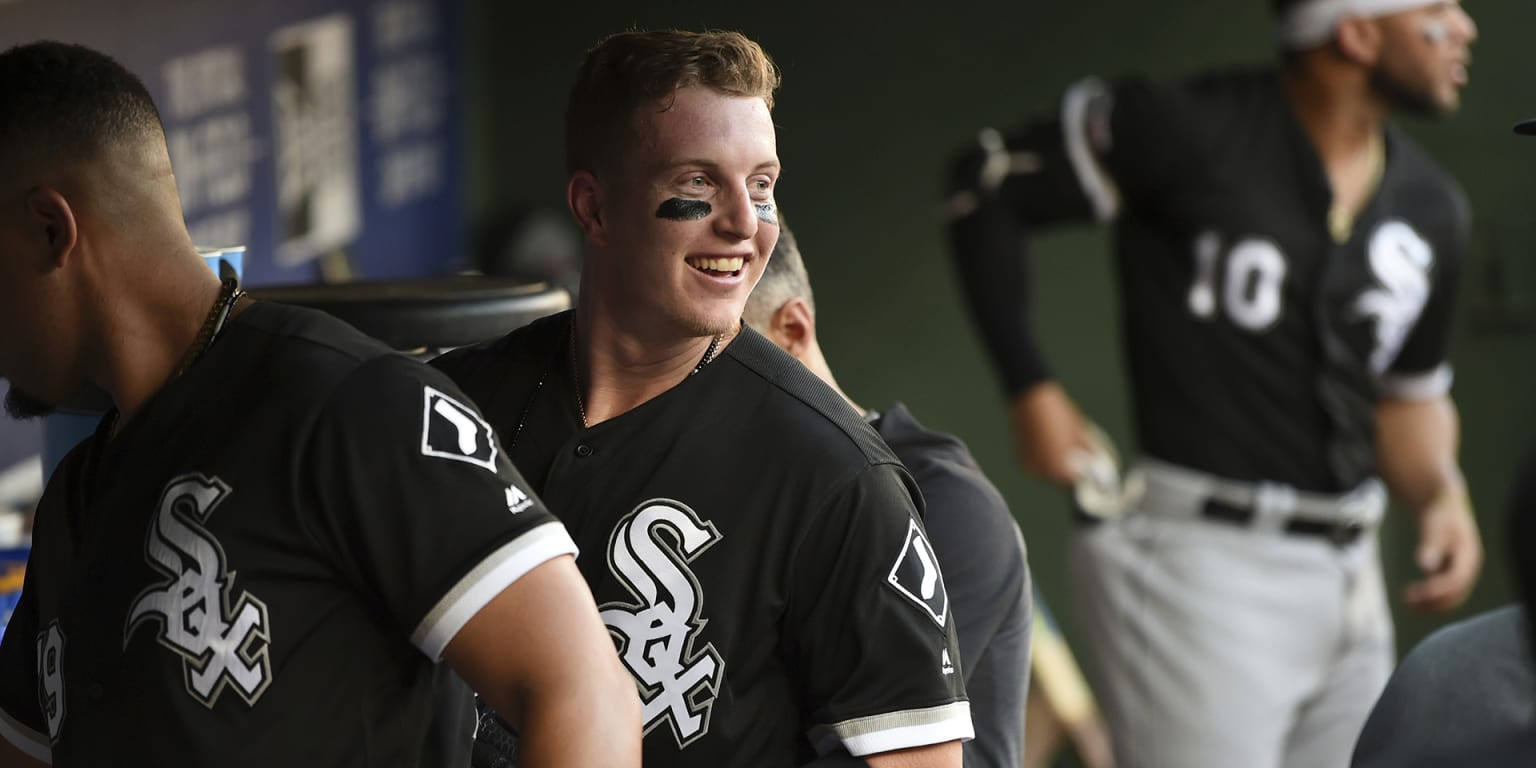 Zack Collins Still Learning From Yasmani Grandal Chicago