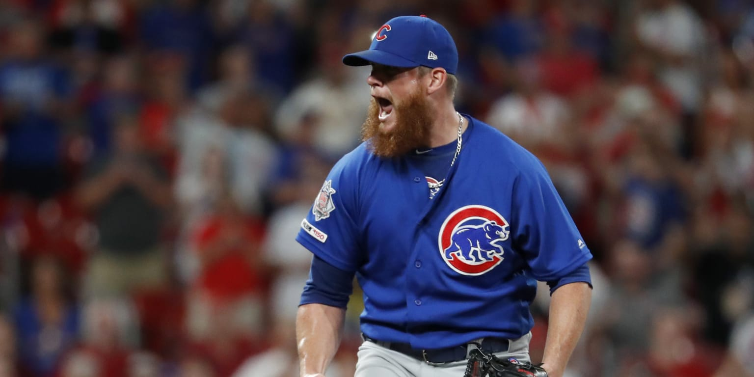 Cubs activate Kimbrel from injured list