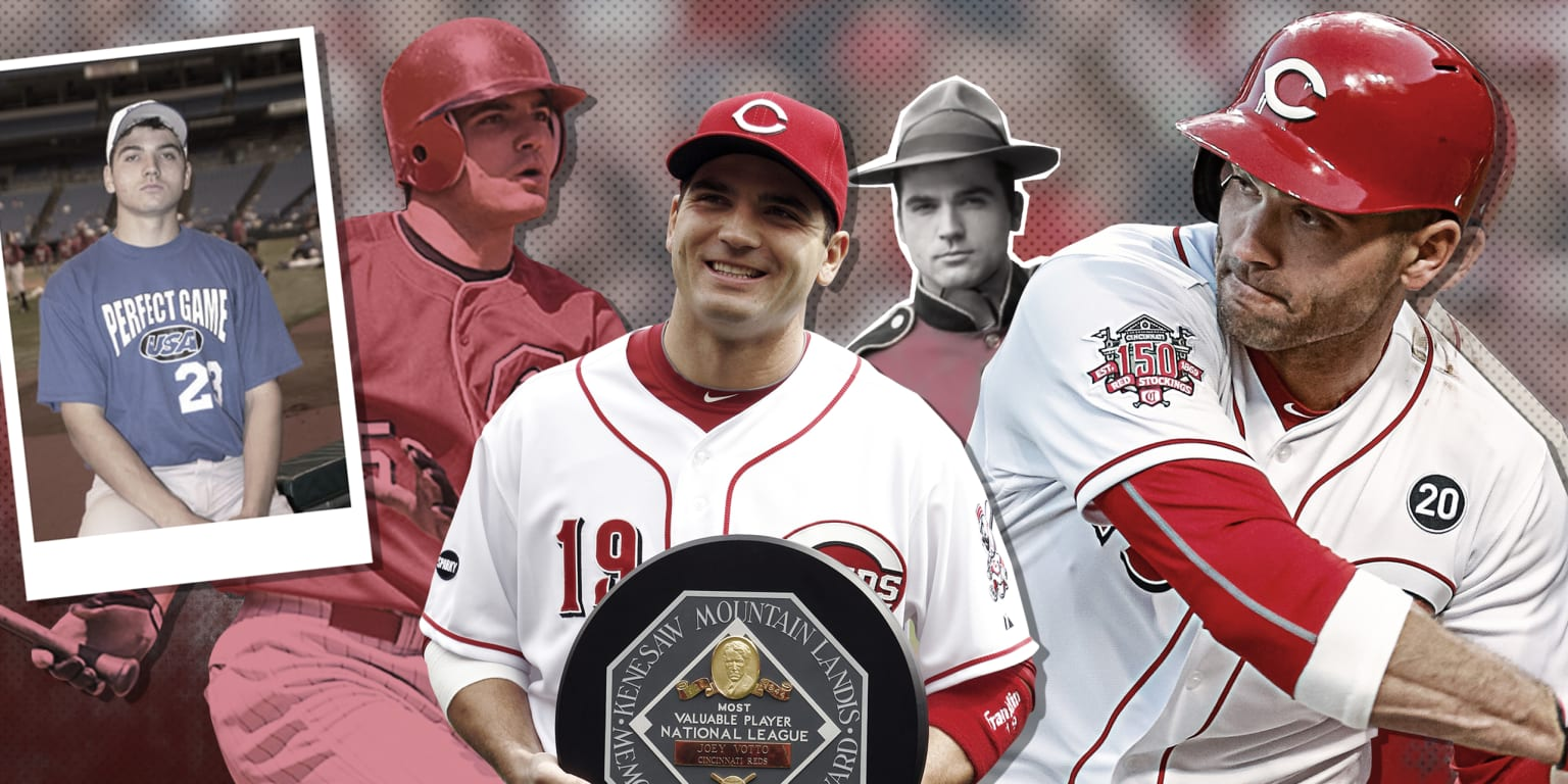 Joey Vottos Incredible Journey To The Reds Mlbcom