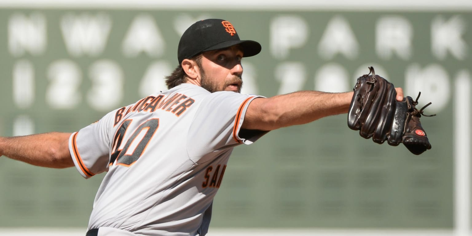 A possible red flag for Bumgarner in free agency