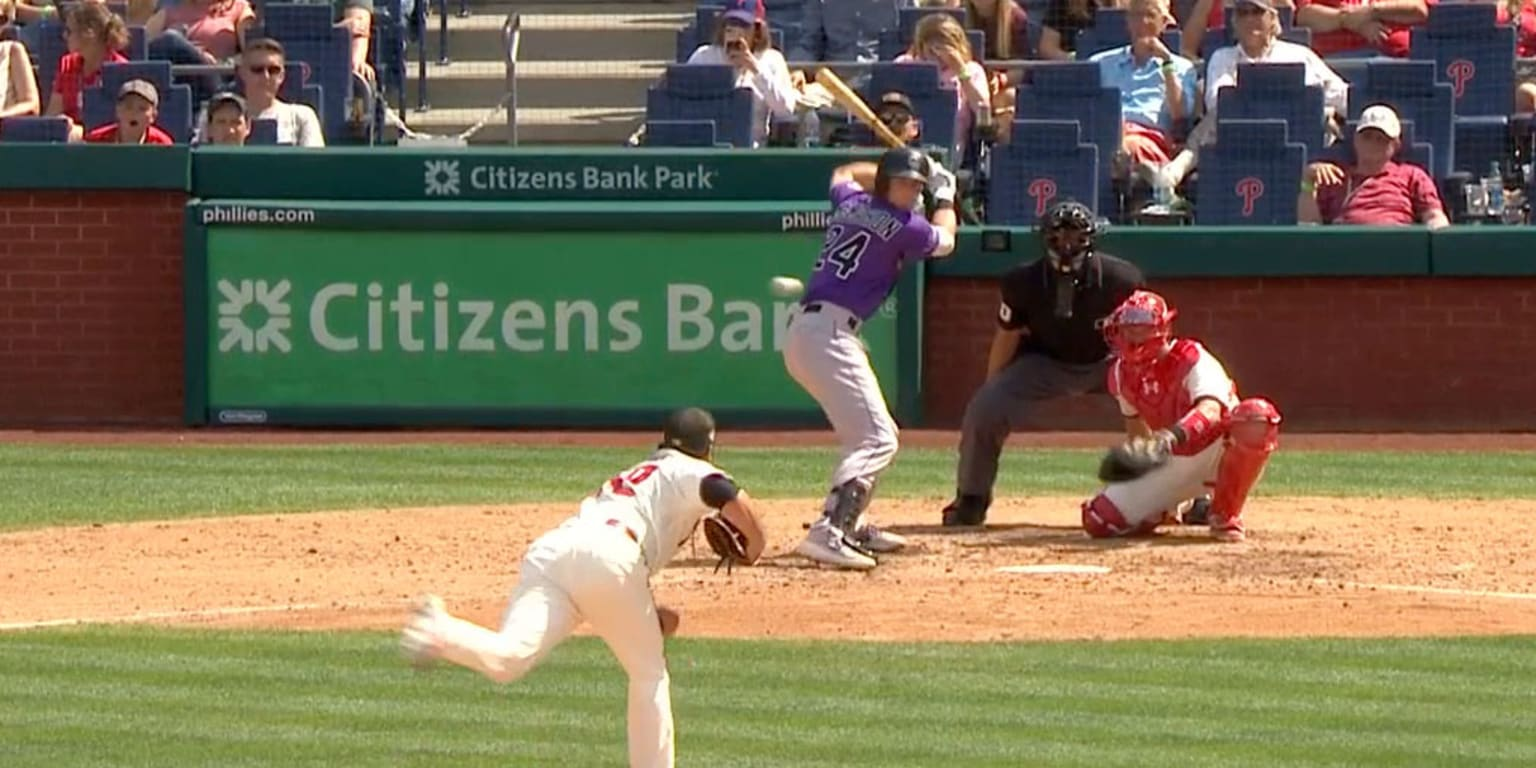 Four home runs not enough vs. Phillies' bats