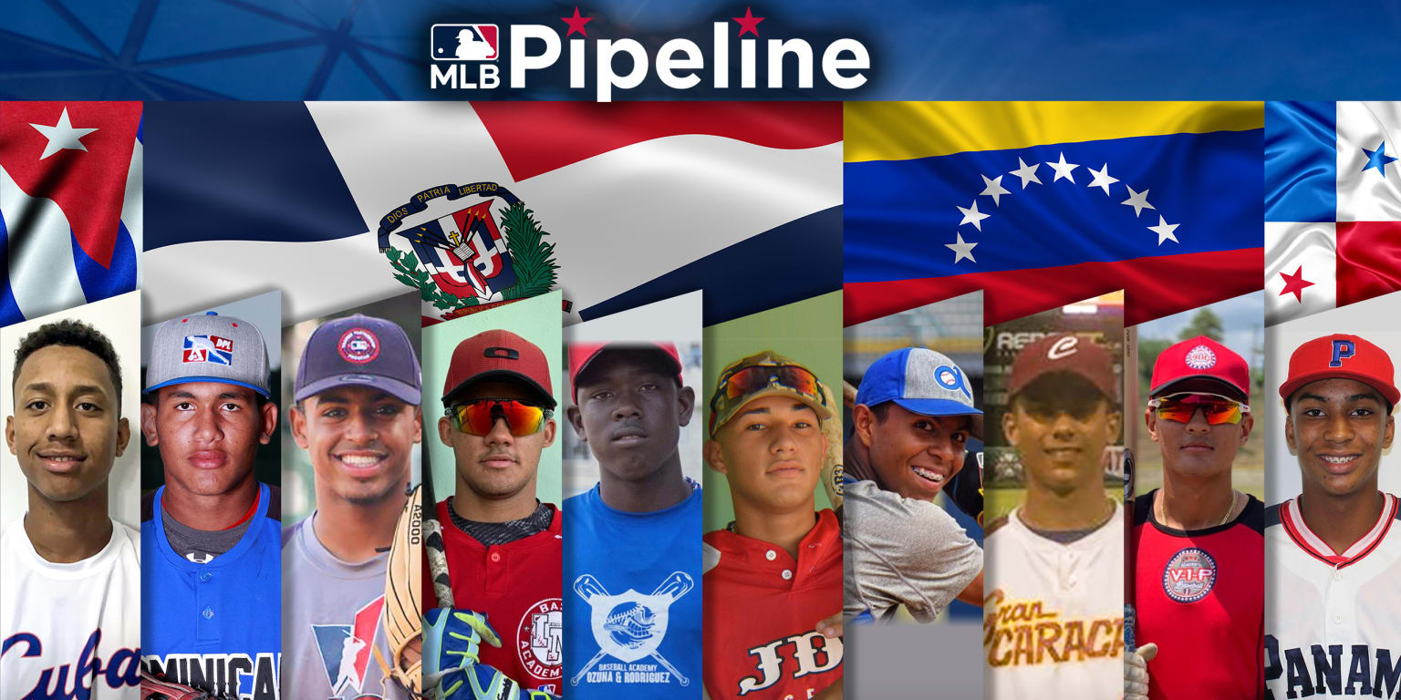 Here's where top int'l prospects are signing today