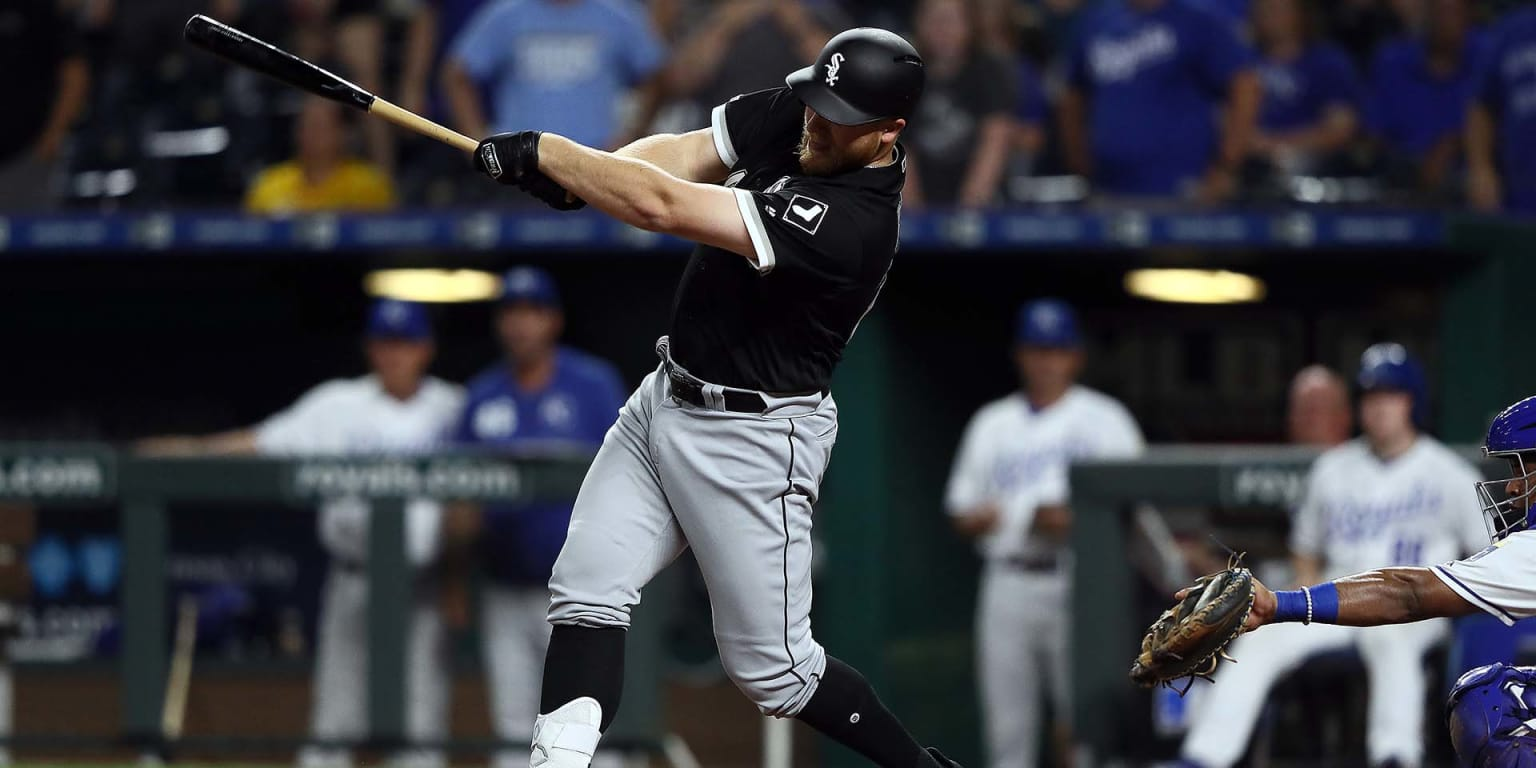 White Sox homers bright spot in loss to Royals