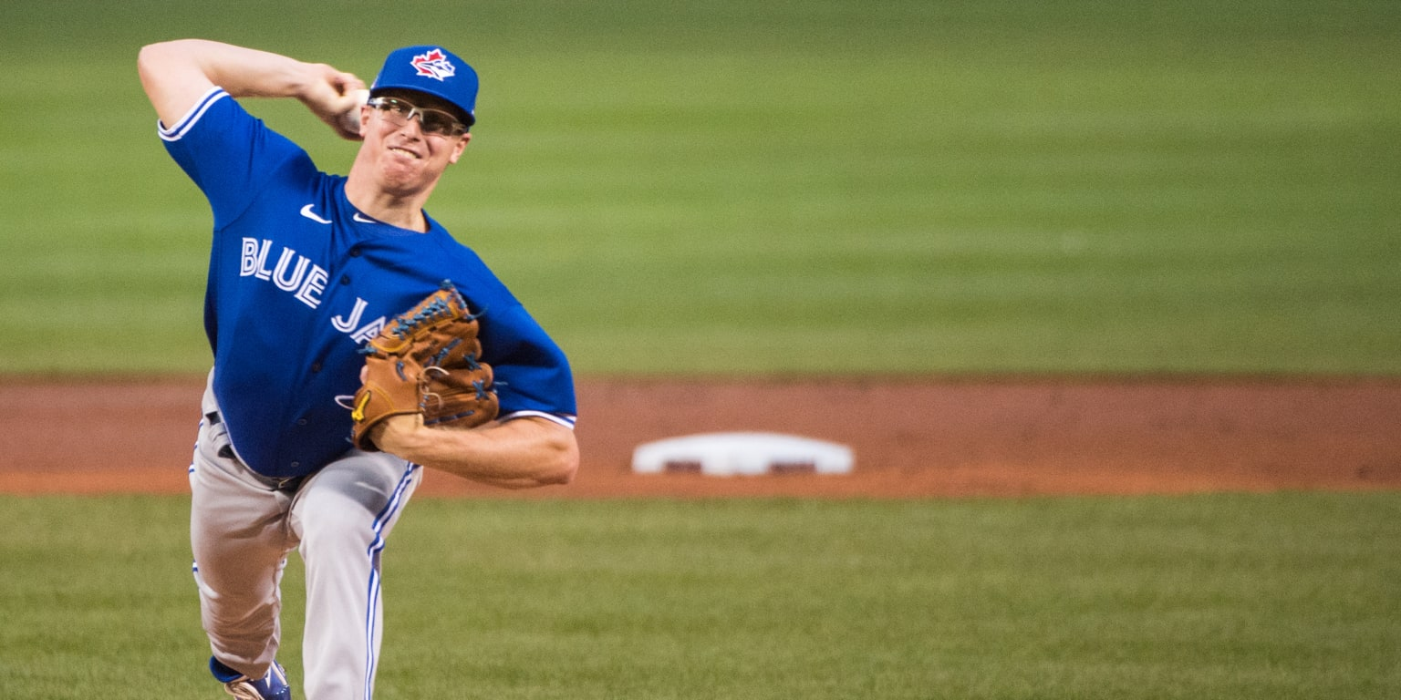 Blue Jays pitcher Trent Thornton's 'next step' for '20? Breath control