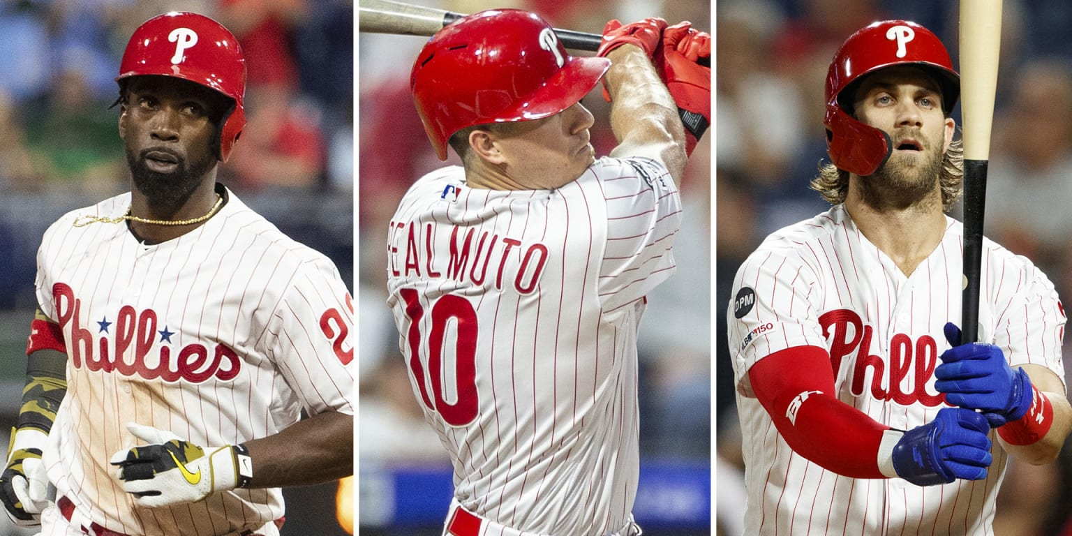 Here's how Phils' Opening Day lineup might look