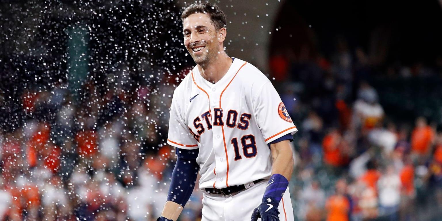 Astros ganan y dejan número mágico en 1