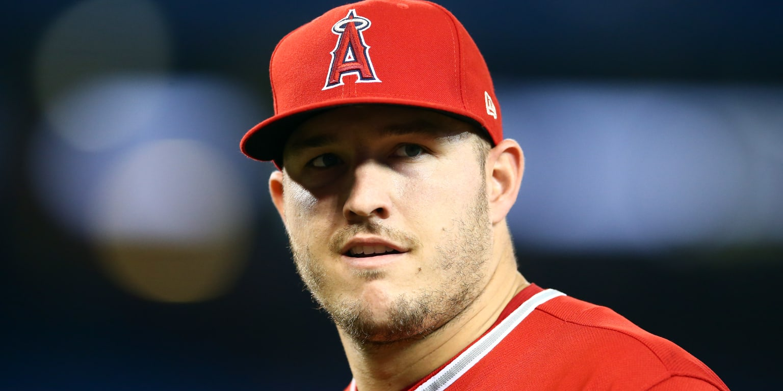 Trout returns to Angels' lineup vs. Astros