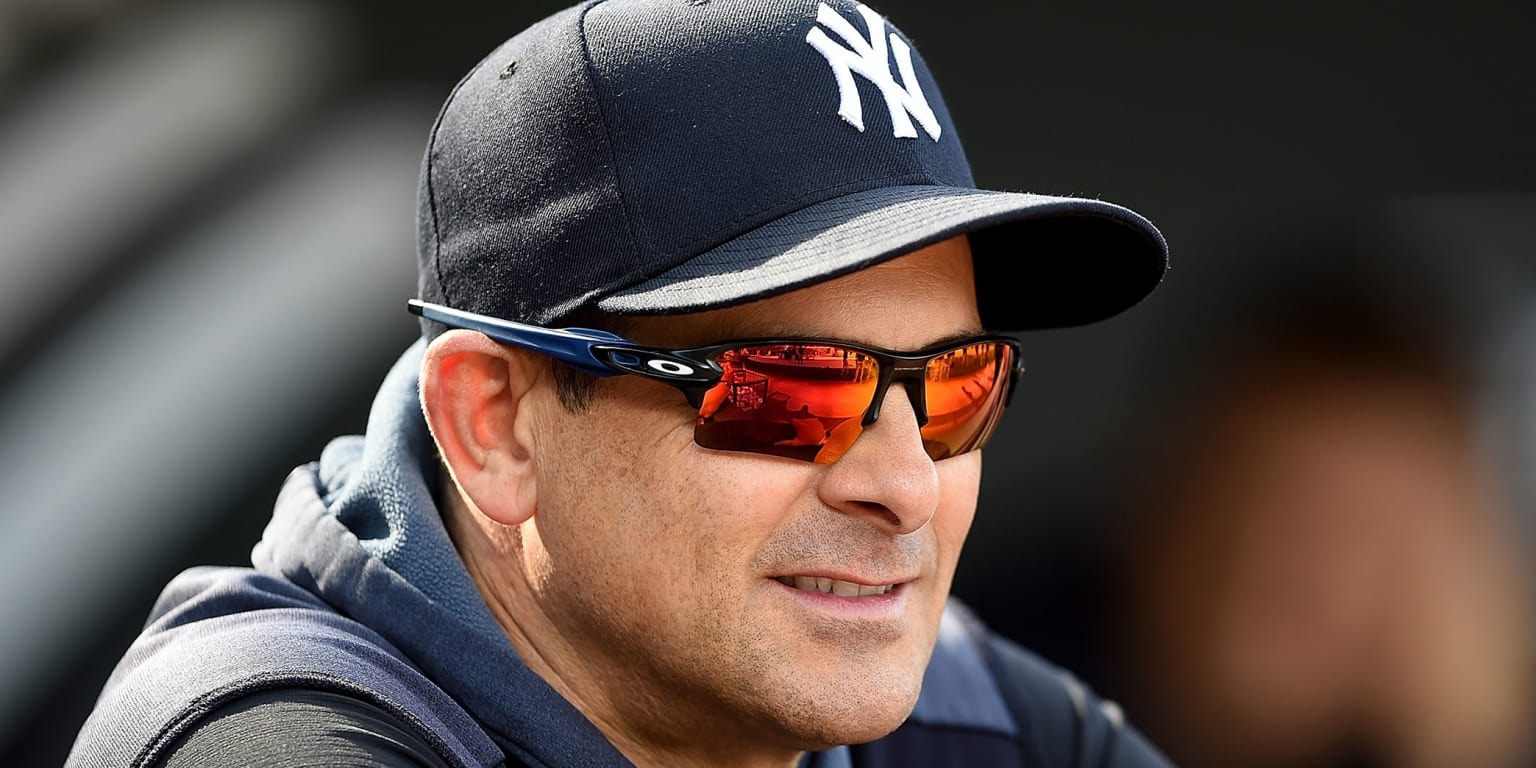 Boone off to unprecedented start with Yankees