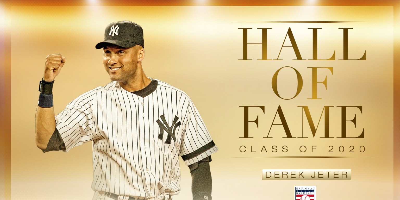 Jeter falls 1 vote shy of unanimous HOF election