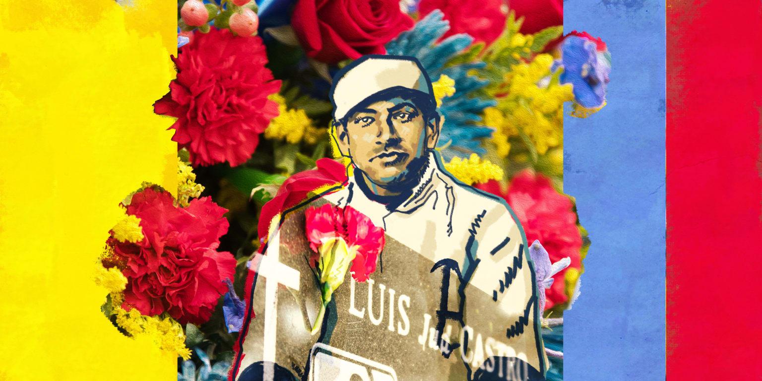 Luis Castro, primer latinoamericano en MLB