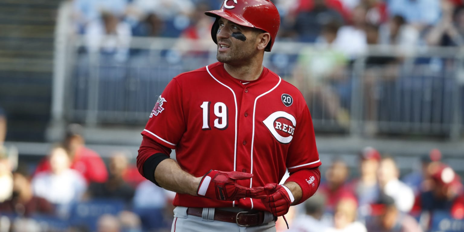 Five questions facing the Reds this offseason