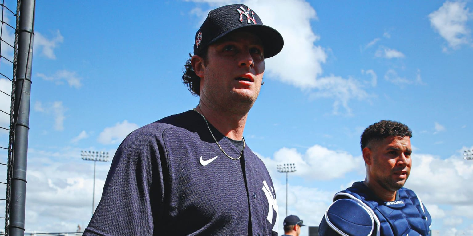 Yankees fans give Cole standing O for live BP