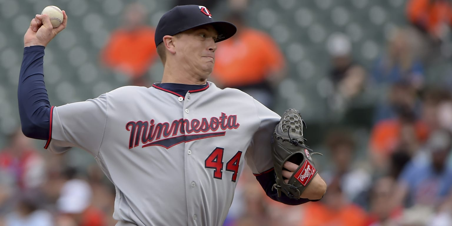 Kyle Gibson leads Twins to sweep of Orioles