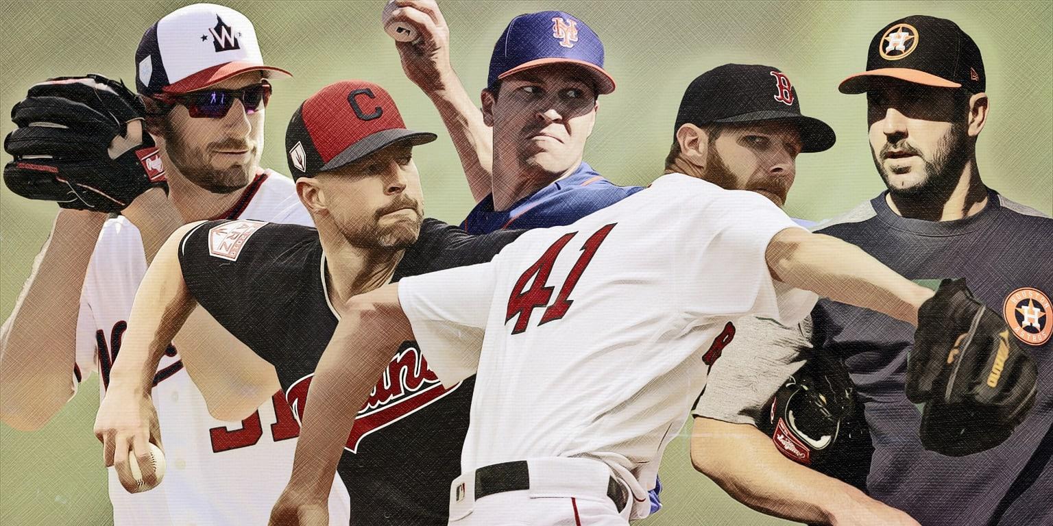 Baseball's top 10 rotations going into 2019