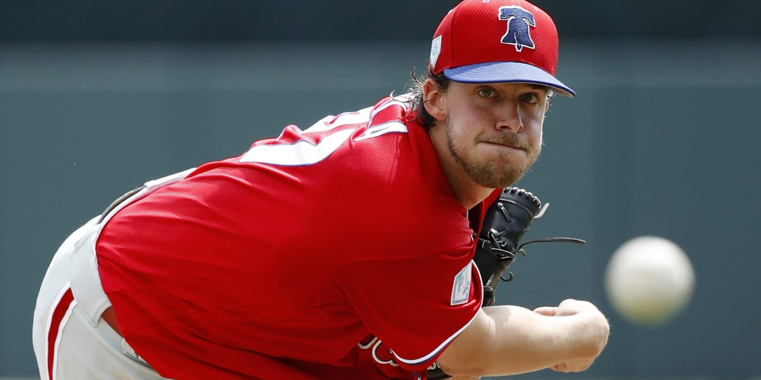 Aaron Nola ready for first home Opening Day start