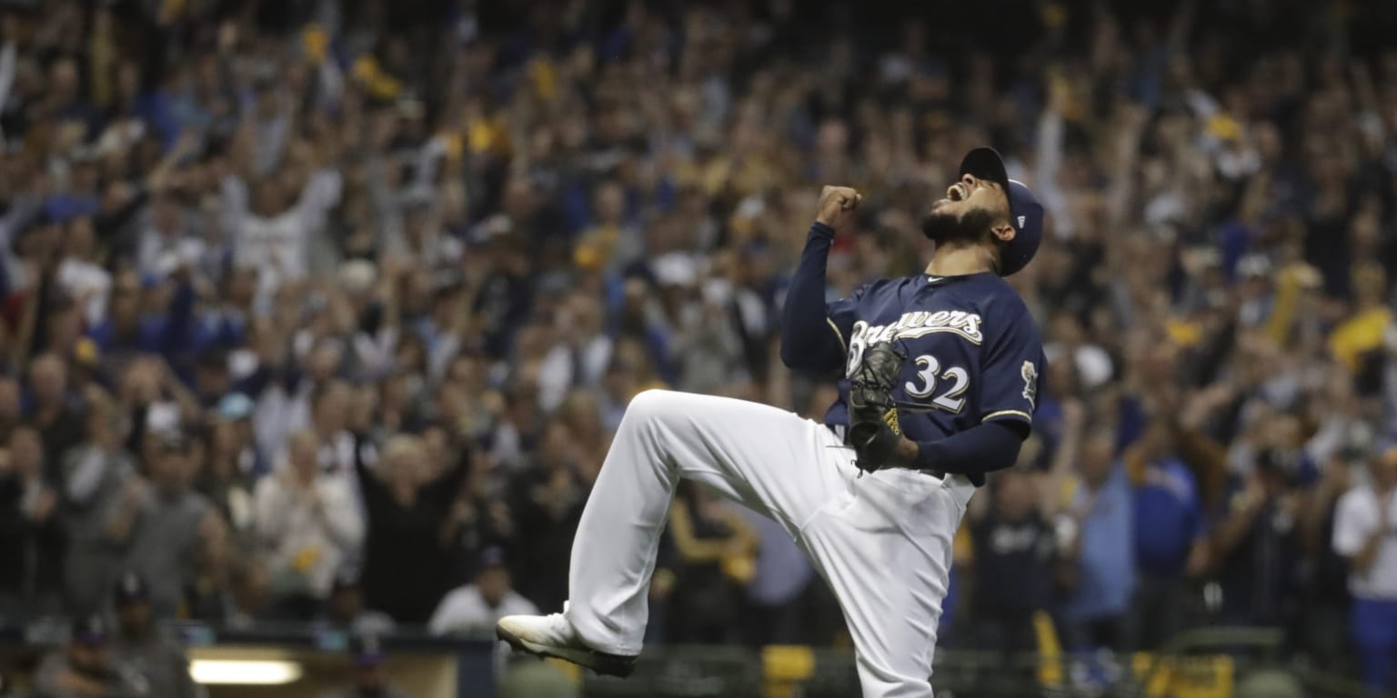 Jeremy Jeffress will bring his very own food truck to Milwaukee this weekend