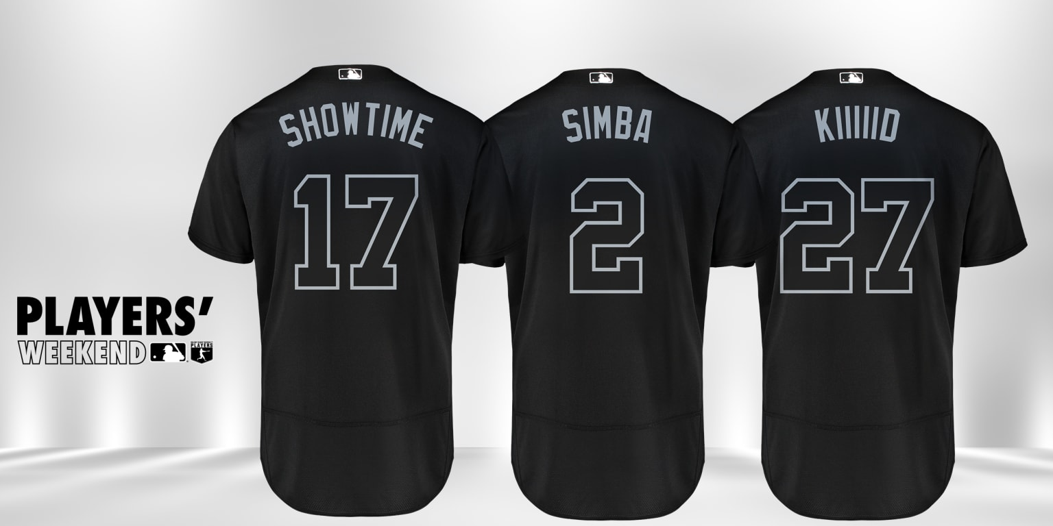 sports shoes d06f4 576c6 Angels Players' Weekend Nicknames guide | MLB.com