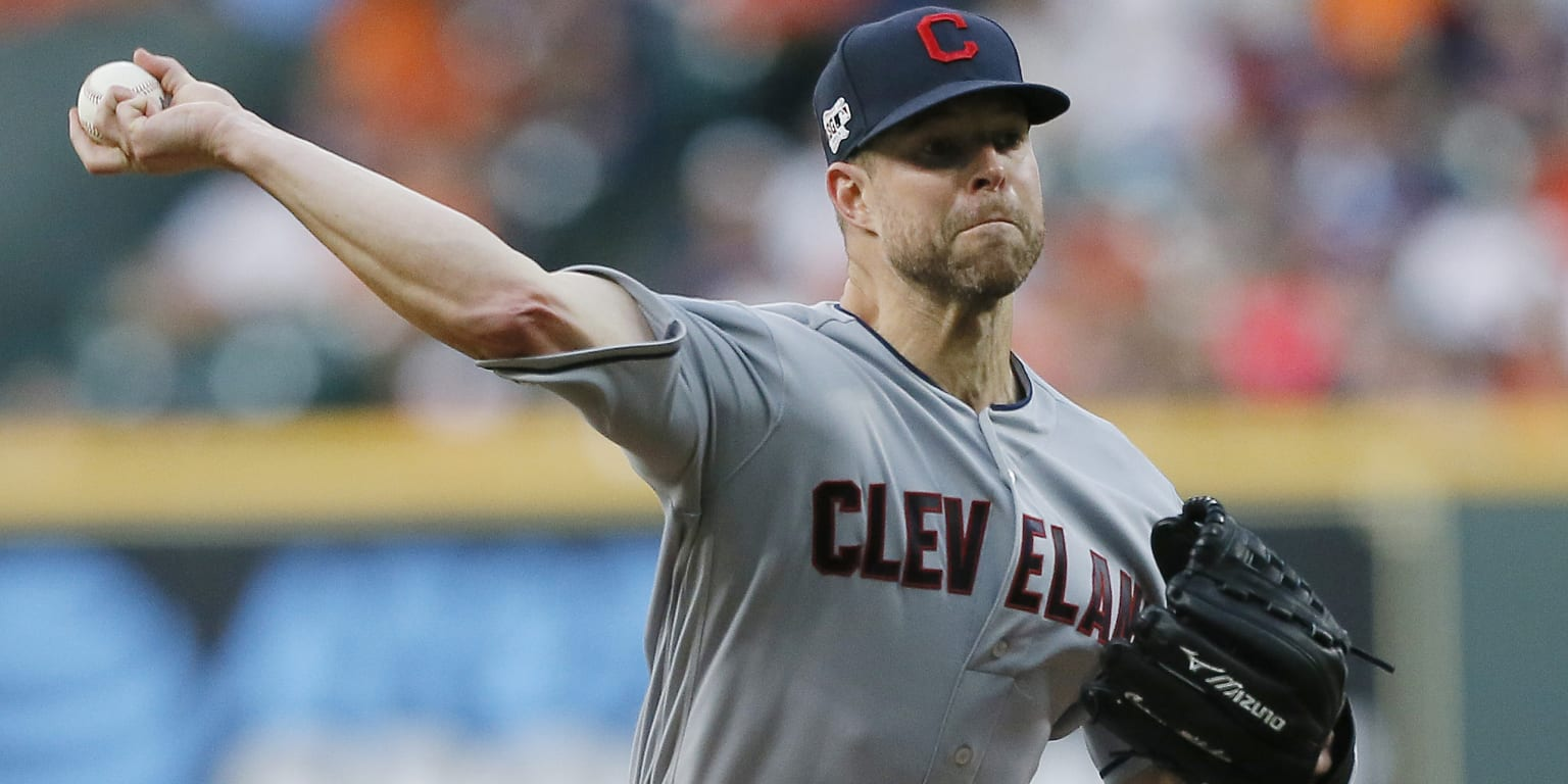 Kluber throws first bullpen session since injury