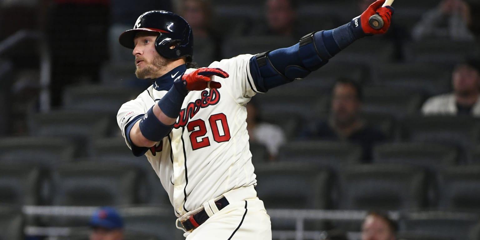 Ozzie Albies, Josh Donaldson lead Braves vs. deGrom