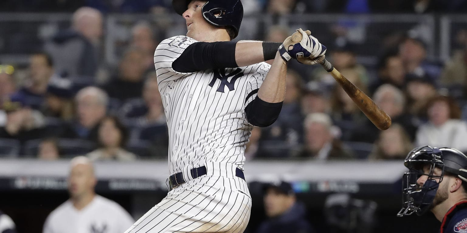 In 1st year with NY, LeMahieu a 'game-changer'