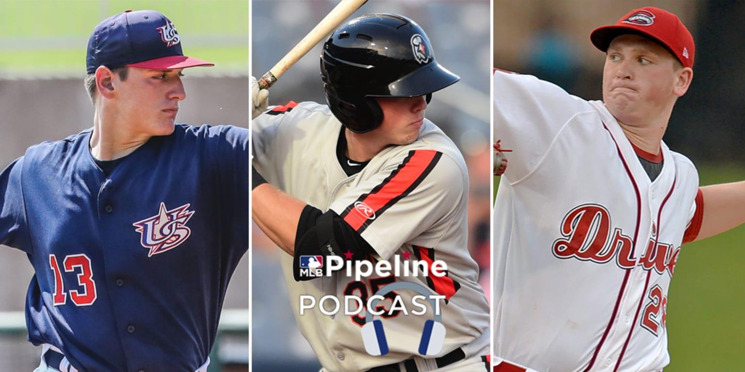 Podcast: HS '20 Draft prospects, Rutschman