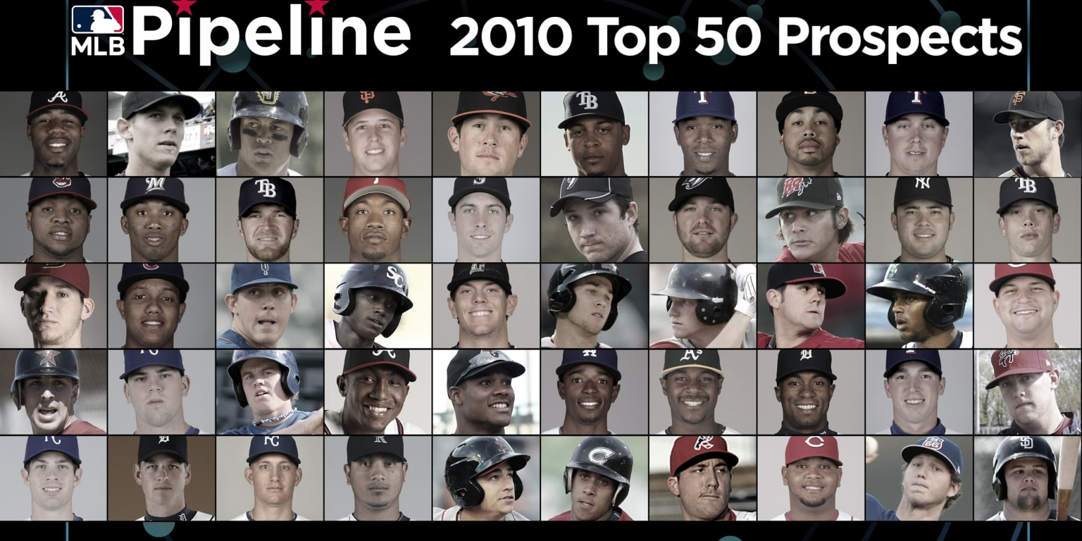 Let's re-rank 2010's Top 20 prospects